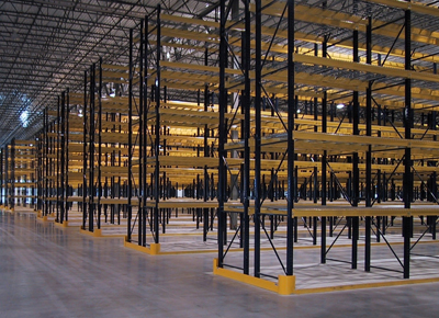 Used Pallet Racking O'Fallon, MO